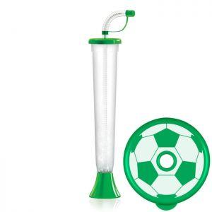 Kielich Piłka 400ml składany zielony
