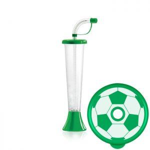 Kielich Piłka 250 ml zielony
