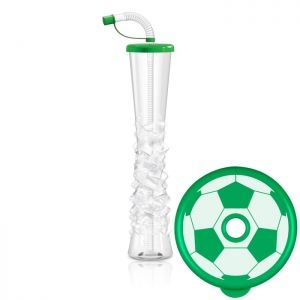 Kielich Piłka 500 ml zielony