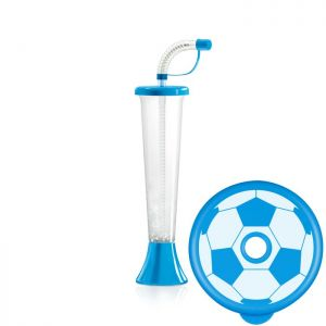 Kielich Piłka 250 ml niebieski