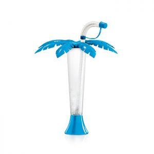 Kielich Palma 250 ml niebieska