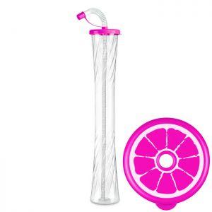 Kielich Cytrus 600 ml różowy