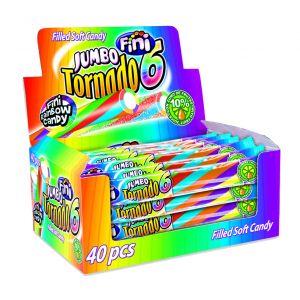 Yummi Jumbo Tornados Fizzy