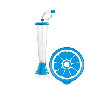 Kielich Cytrus 250 ml niebieski
