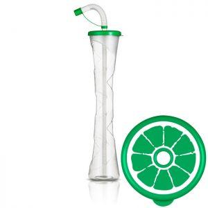 Kielich Cytrus 400ml zielony