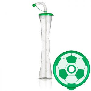 Kielich Piłka 400ml zielony