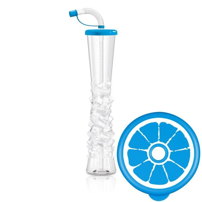 Kielich Cytrus 500 ml niebieski 54 szt.