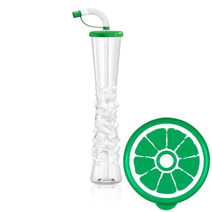 Kielich Cytrus 500 ml zielony 54 szt.