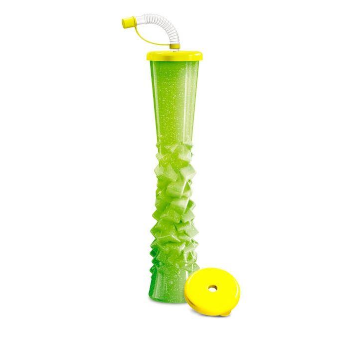 Kielich Płaski 500 ml żółty 54 szt.