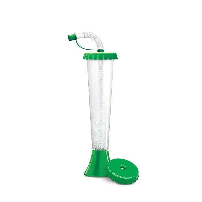 Kielich Kapsel 250 ml zielony 108 szt.