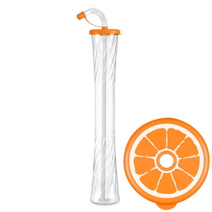 Kielich Cytrus 600 ml pomarańczowy 54 szt.