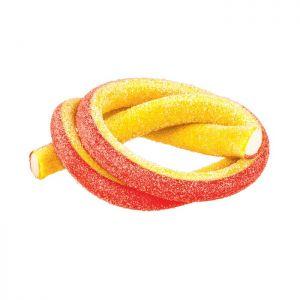 Truskawka z bananem kwaśna...