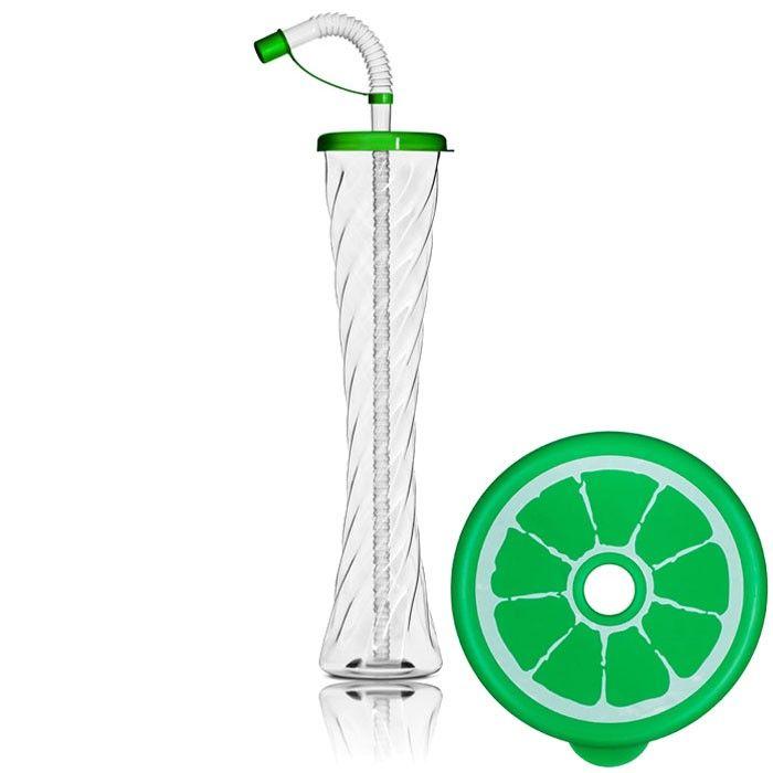 Kielich Cytrus 350ml zielony 54 szt.