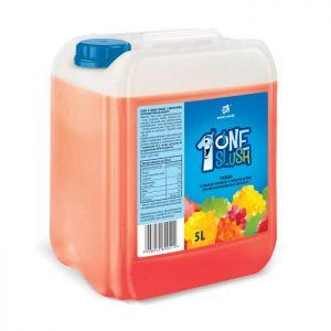 Syrop do granity o smaku mango-brzoskwinia (rozrabiamy 1:7 !) 5 litrów