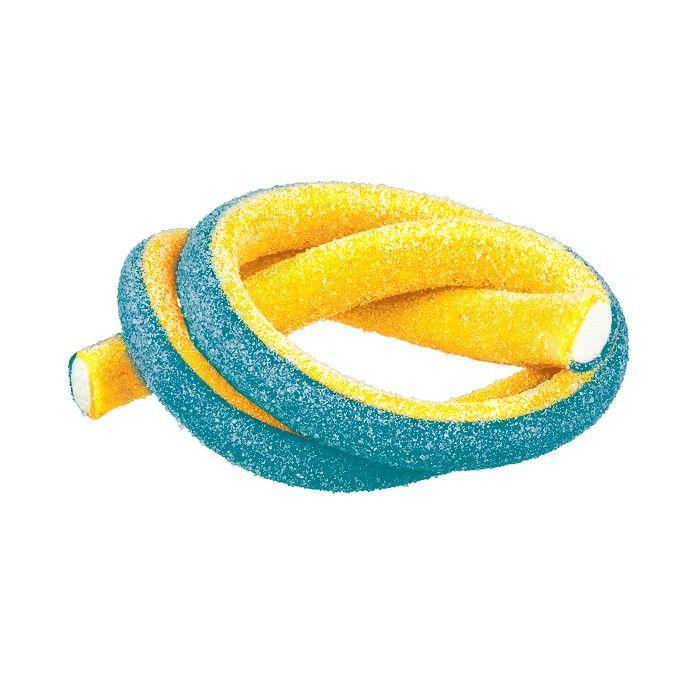 Jagoda z bananem kwaśna 44181 NOWOŚĆ  (40szt.)