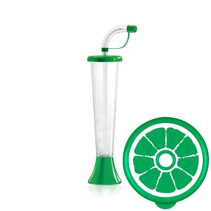 Kielich Cytrus 250 ml zielony 108 szt.